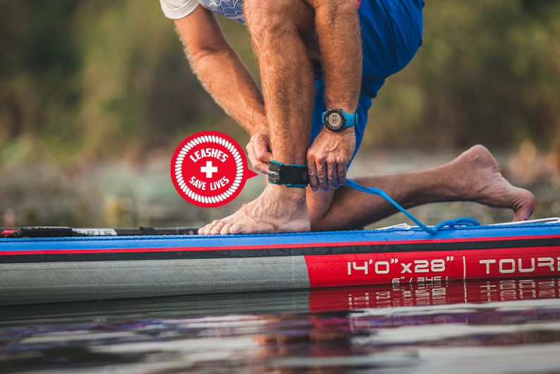 Paddle Surf Leash Starboard