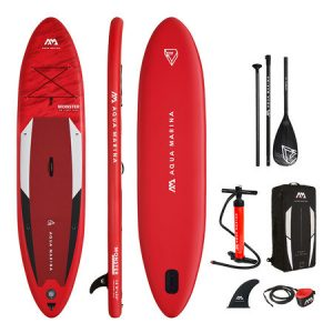 Tabla Paddle Surf Hinchable Aqua Marina MONSTER 12""