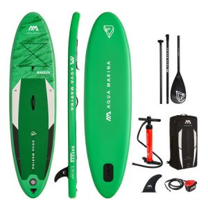 Tabla de Paddle Surf hinchable AquaMarina BREEZE